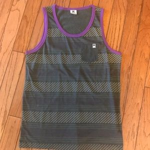 Men's size small DC tank top. Like new